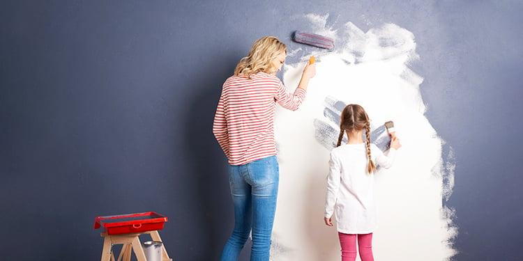Kinderzimmer streichen: Ideen für die Farbgestaltung