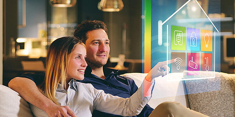 Smartes Wohnen und Smart Devices: Wie funktioniert ein Smart Home?