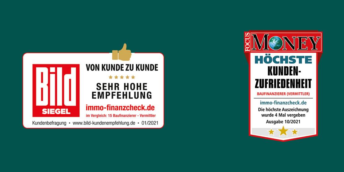 ServiceValue Baufinanzierer-Studie: immo-finanzcheck.de erhält Auszeichnung