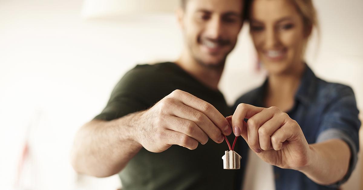 Hauskauf ohne Trauschein: Worauf muss ich mit meinem Partner achten?
