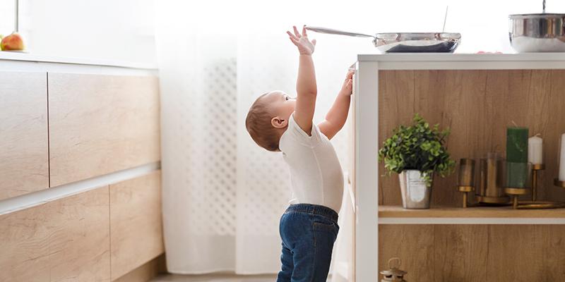 Wohnen mit Kind: Tipps für die Familienwohnung